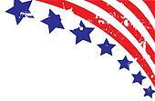 Vintage American Flag Border Clip Art American flag background fullyVintage American Flag Border Clip Art