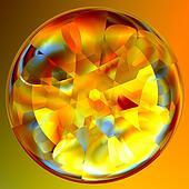 ... , 幸運 金銭出納係, 水晶球