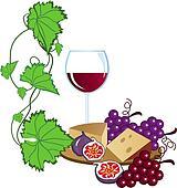 Clipart Wein K3213694 Suche Clip Art Illustration