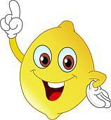 柠檬 剪影 艺术图像 5617 柠檬 艺术剪影及插图