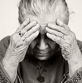 Søk kvinne for omsorg for eldre
