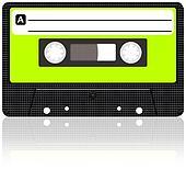 Cassette tape Cassette Clip Art