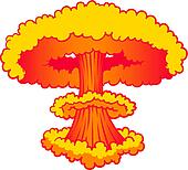 Nuke Explosion Clipart Images & Pictures - Becuo