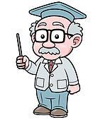 College professor Clip Art Royalty Free. 511 college ...