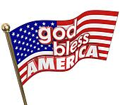 Clipart of American Pride Country National Patriotism ...