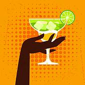 stock photo of mixed drink specials k12409653 search