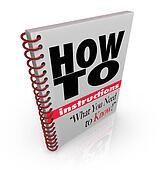 safe work instruction definition