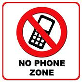 No Cell Phone Clipart Free | Info