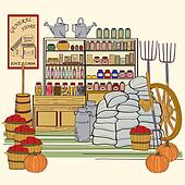 General store Stock Photos and Images. 538 general store ...