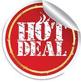 Hot Deals Icon