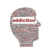 alcohol addiction vs cigarette addiction