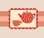Открытки с чайниками