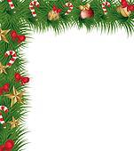 clipart weihnachtsgirlande k10420992 suche clip art. Black Bedroom Furniture Sets. Home Design Ideas