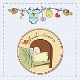 clipart petit gar on r ver fus e jouet k11540414 recherchez des clip arts des. Black Bedroom Furniture Sets. Home Design Ideas