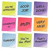 Employee Appreciation Clip Art Clip Art  Appreciation Notes