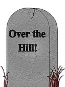 Over the Hill Clip Art http://www.fotosearch.com/illustration/over-hill.html