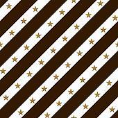 Pin Hintergrund Braun Gold Und Weià Gestreifter Stoff Hintergrund ...