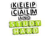 Image result for study hard clipart