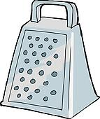 râpe Grate Cheese Clipart