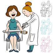 Blood Test Clipart Illustrations 1 014 Blood Test Clip