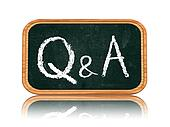 Image result for Q and A clip art