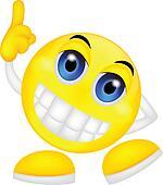 knutschender smiley