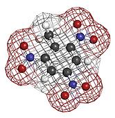 dessins rdx cyclonite hexogen explosif mol cule chimique structure k13963274. Black Bedroom Furniture Sets. Home Design Ideas