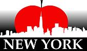 New york Clipart Vector Graphics. 2,484 new york EPS clip art vector ...