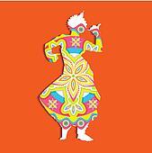 Mudra illustrations et clipartsBharatanatyam Cliparts