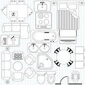 Banco de imagem um plano ch o focalizado ligado a for Plano b mobilia