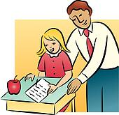 Schler und Schlerin ficken im Klassenzimmer