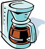 Stock Illustration of french press coffee maker vmo0105 ...