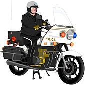 clip art schlagen polizisten tot 22p0047 suche clipart. Black Bedroom Furniture Sets. Home Design Ideas