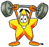 Female Weight Lifting Clip Art Pictures to Pin on ...