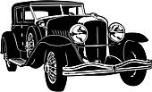 20's car imagery