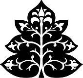 Clip Art of , amish, border, corner, folk art, u13722279 - Search ...